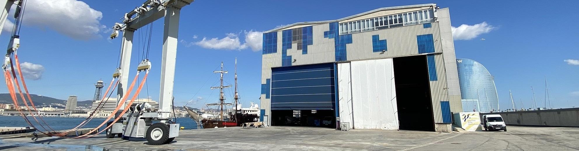 Mantenimiento y servicios navales