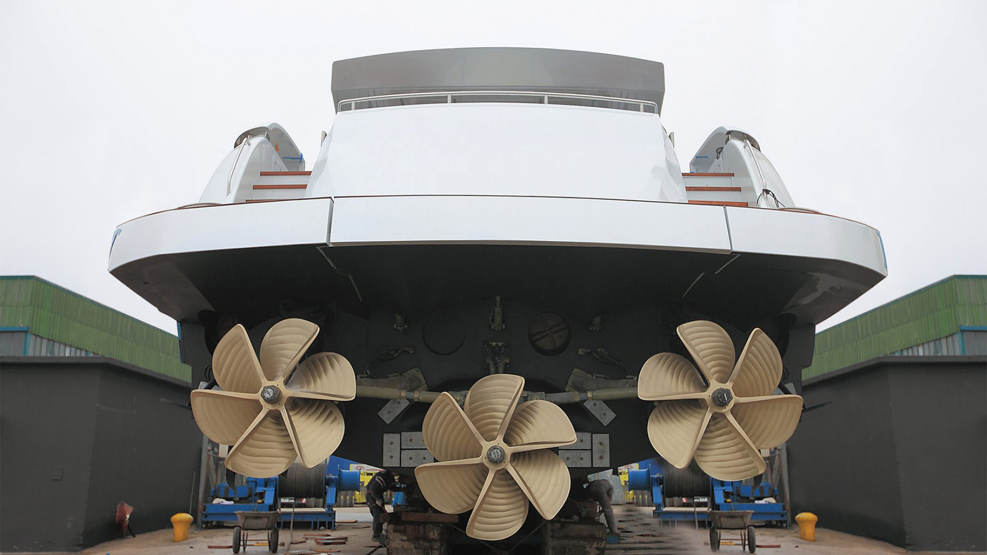 Yacht Service Team – YST